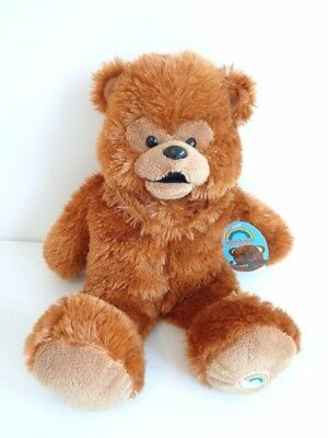 "Rainbow Childrens Tv - Bungle The Bear 11"" Soft Toy - New With Tag"