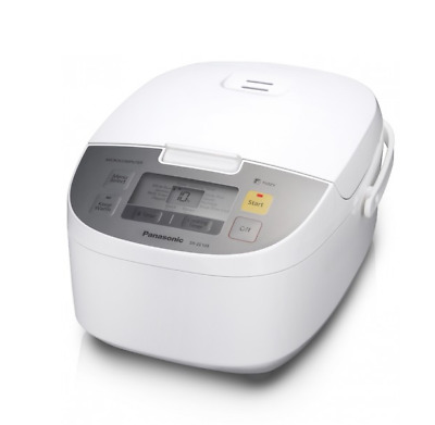 New Panasonic - Sr-Ze105Wstm - 1.0L Rice Cooker ( 5 Cup )