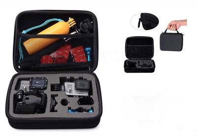 Small Travel Storage Carry Hard Bag Case Box For GoPro HERO 4 3+ 3 2 UK SJ4000