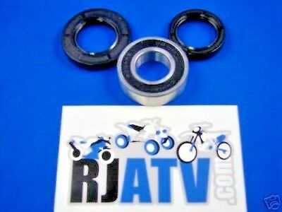 Yamaha Grizzly front wheel bearings /& seals 350 400 450 2007-2014