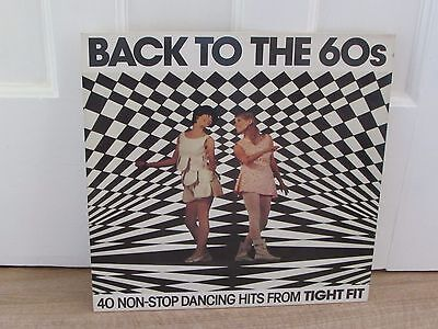 """Tight Fit – Back To The 60's LP Album 12"""" Vinyl  Record"""