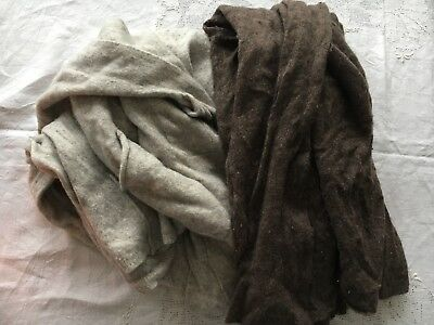 Old Cashmere Jumpers for sewing and felting