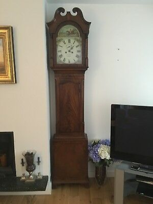 Long Case / Grandfather Clock