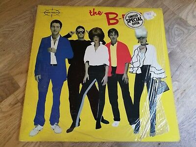 The B-52s LP Same UK Island 1st press IN SHRINK ++++++++++++++++++++++++++++++++