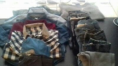 boys bundle of clothes 1 to 2 years used excellent condition