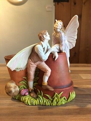Jenny Oliver Faeries First Love Limited Edition New