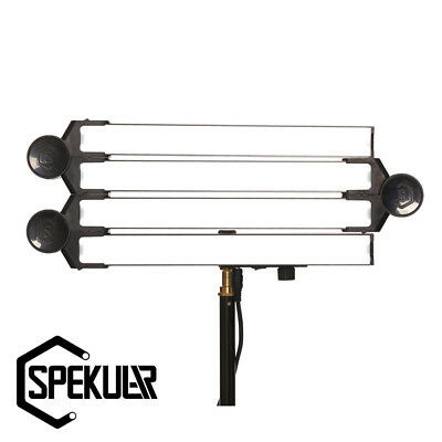 Spiffy Gear Spekular Modular LED Light System Core Kit Continuous Lighting Set