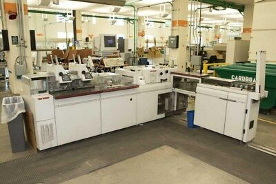 Bell & Howell BH6000 High Speed Inserter with PB Infinity Meter Base & CameraNR