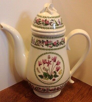 Portmeirion Botanic Garden Variations Susan Williams Ellis Coffee Pot England