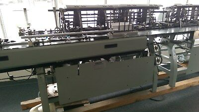 Mailcrafter 9800L Stretch Inserter 8 Stations  Bell and Howell Stretch.Refurbed!