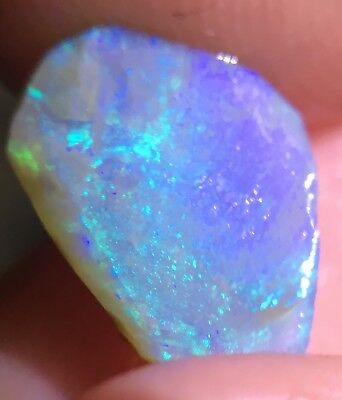 2.1 Carat Australian Natural Opal Rub Rough Jewellery Lapidary Solid