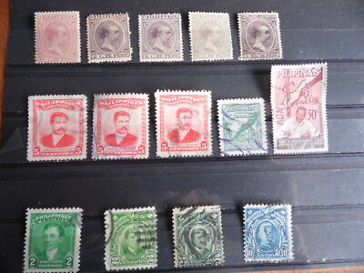 nickstampshop ~~Philippines ~ Mixed MH & Used