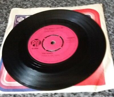 """THE KINKS  - YOU REALLY GOT ME - 45rpm 7"""" Vinyl Record"""