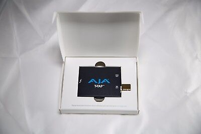AJA T-TAP Thunderbolt Powered SDI And HDMI Output Free Shipping