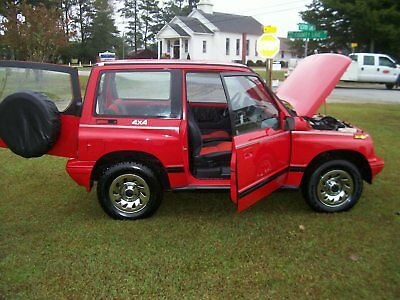 1992 Geo Other  1992 GEO TRACKER 4X4 SIDEKICK SUV JEEP TOP TOWING