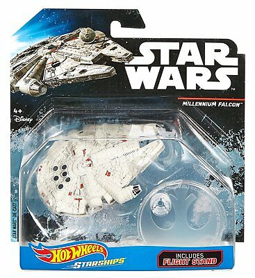 Hot Wheels Star Wars: Starship Millennium Falcon