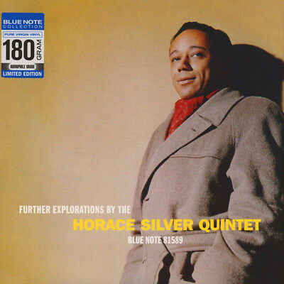 Horace Silver Quintet Further Explorations By The Vinyl Jazz