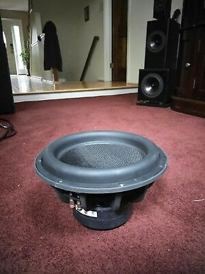 Dayton 12 inch Subwoofer Driver!! 1600 Watts !! Professional Audiophile Grade !!