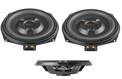 Match underseat subwoofers to fit BMW X4 F26 1 pair 150w RMS