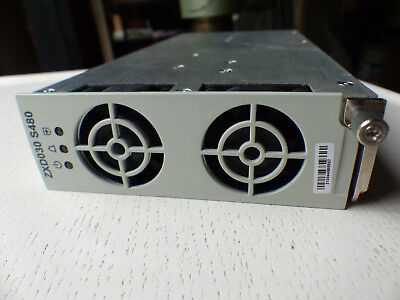 Power Supply 42-58V 33A @48V 1605W -- 1740W Max ZXD030 S480 ZTE 1pc