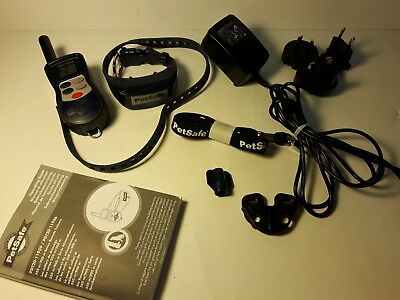 PetSafe Yard and Park Remote Dog Trainer PDT00-12470 Rechargeable Collar-400 yds