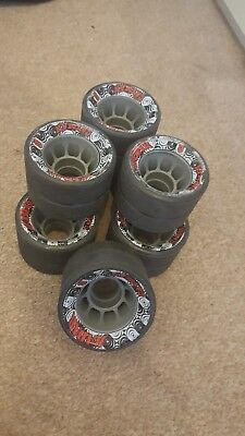 caymen roller derby wheels 95a