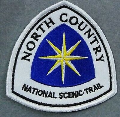 North Country Trail Patch
