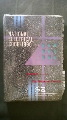 1990 national electrical code book