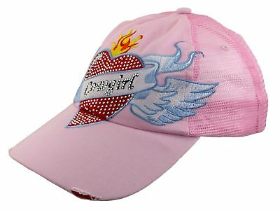 Ladies Cap Pink Cowgirl