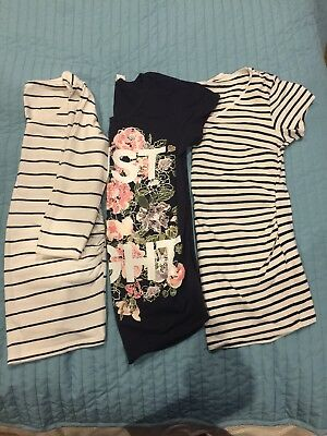 Maternity Tops, H&M, Size M
