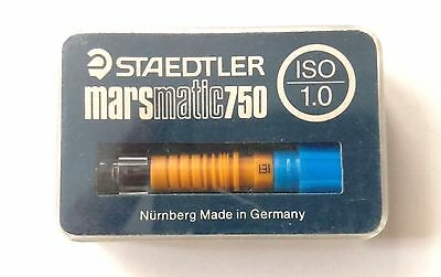 1 Staedtler Marsmatic 750 technical pen nib 1.0mm Boxed Brand new old stock