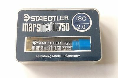 1 Staedtler Marsmatic 750 technical pen nib 2.0mm Boxed Brand new old stock