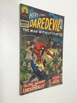Daredevil #19 | SILVER AGE | Marvel | This Week's AUCTION FEATURE!