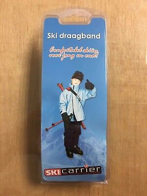 Ski Carrying Carrier Strap