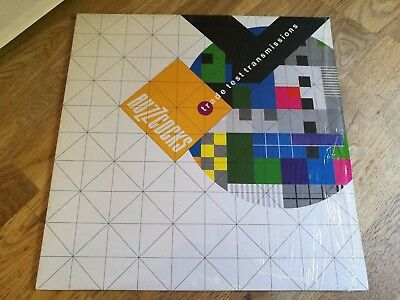 Buzzcocks LP Trade Test Transmissions 1993 Castle comms press IN SHRINK ++++++++