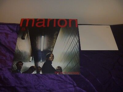 "Marion This World And Body Original 1996 Lp With Limited Numbered 7"" Record"