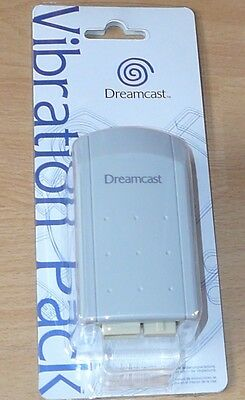 Sega Dreamcast Vibration / Jump /Puru Puru Pack New Original in Box Never Opened
