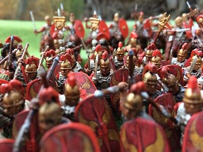 28Mm Ancient Romans Fully Painted Free Shipping In Us!!