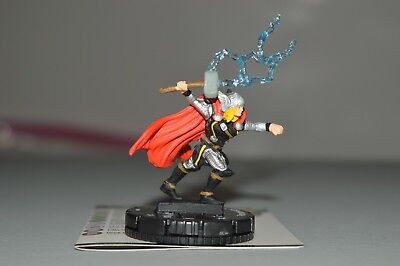 Marvel Heroclix The Mighty Thor Thor Odinson Super Rare 049