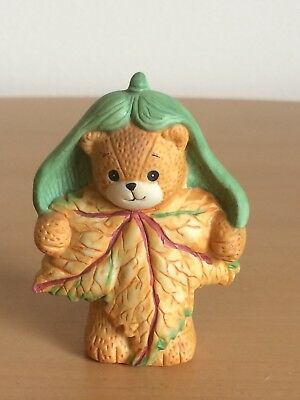 """Lucy Rigg~Lucy and Me Bear """"Maple Leaf"""""""