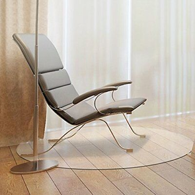 Clear Chair Mat Home Office Computer Desk  Rolling Chair Floor Carpet Protector