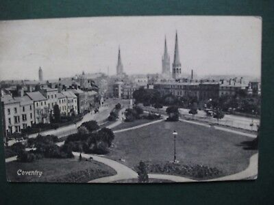 Coventry, 1912 Postcard.