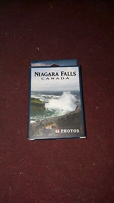Niagara Falls Souvenir Playing Cards