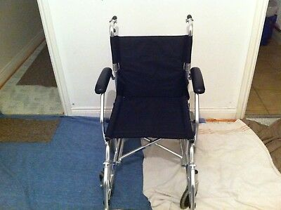 Wheelchair. Orbus