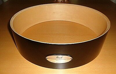 """Pearl Free Floating  F1450 piano black shell for 5"""" free floating snare; mint"""