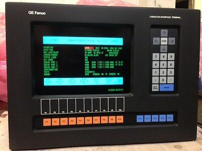 GE FANUC COLOR OPERATOR INTERFACE TERMINAL MODEL: IWS-1513-GE Industrial