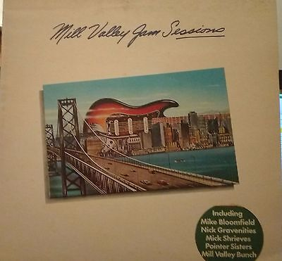 Mill Valley Bunch - Jam Session - Vinyl LP Album Record