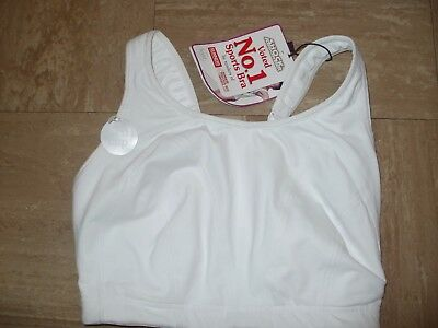 Designer Shock Absorber D Max Ladies Sports Bra/Top Size UK 30H/EUR65H BNWT L@@K