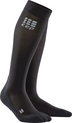 CEP Recovery+ Women's Compression Socks: Black III