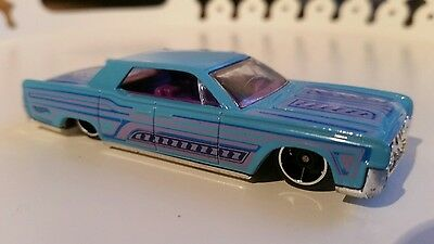Hotwheels '64 Lincoln Continental Low Rider